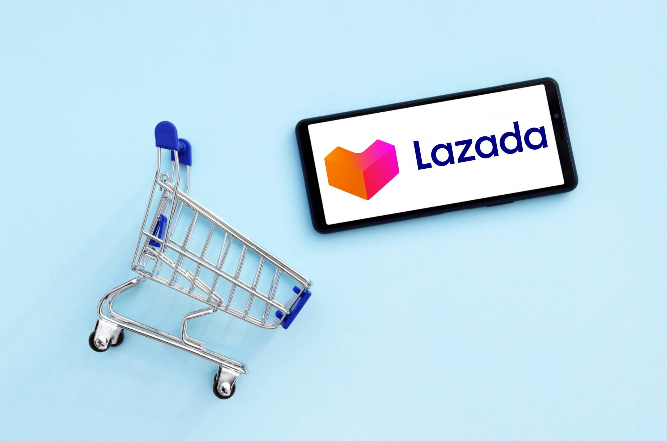 secure Lazada account online shopping